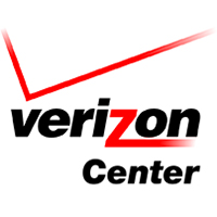 The Verizon Center logo