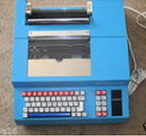 Trans-Lux Teleprinter