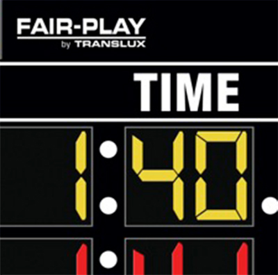 Image of Fair Play Display